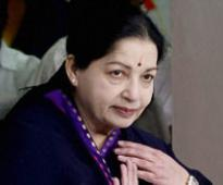 Jayalalithaa thanks Mamata for her support