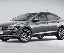 Volkswagen Has Taken Wraps off the Virtus sedan