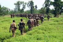 Maoist op stepped up in border areas