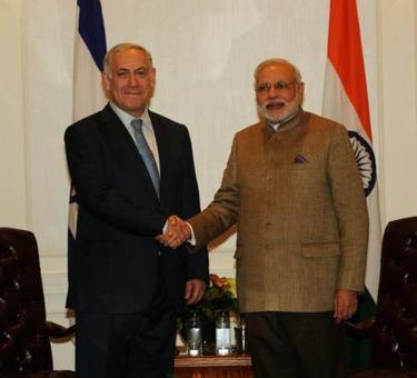 Modi's 'historic' visit to Israel begins on July 4