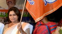 West Bengal: BJP's Roopa Ganguly heckled and allegedly attacked by TMC supporters