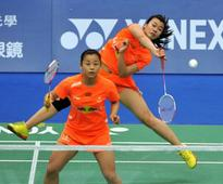China dominate Asia Badminton Championship semifinals
