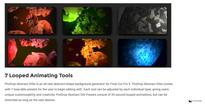 Pixel Film Studios Development Team Releases ProDrop Abstract Orbs for FCPX