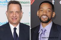 WOW! Tom Hanks is Will Smith's villain&#63