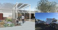 BD+C's GreenZone structure en route to Greenbuild in Los Angeles