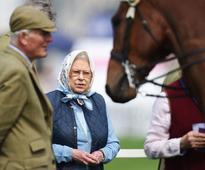 Queen marks 90th ... again