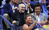 Sean Connery makes rare appearance at US Open as they play Bond theme in his honour