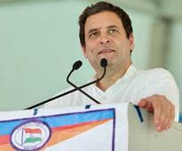 Rahul Gandhi in Karnataka: Congress president says he is unaware of details of NCC training, cadets benefits