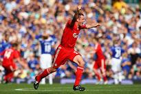 Jamie Carragher admits he would love to go back and win another Merseyside derby at Goodison Park