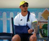 Champagne on ice, Steyn faces six months on sidelines