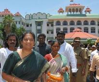 HC reserves orders on bail plea of Sasikala Pushpa