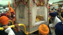 Sikhs celebrate as new temple opens in Newcastle