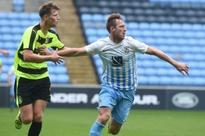 Former Leeds United star Luciano Becchio flies back home midway through Coventry City trial spell