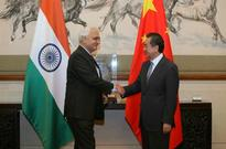 China, India gloss over border incident at meeting