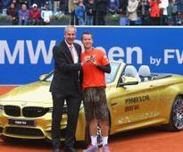 Kohlschreiber claims Munich crown