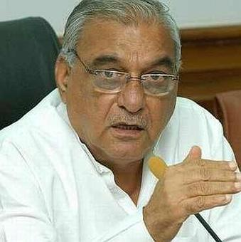 Haryana CM Hooda slams critics, rules out any 'political upheaval'