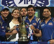 IPL 8: Tendulkar credits MI's 'terrific turnaround' to staying together during tough times