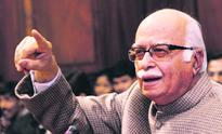 BJP's handling of Karnataka opportunistic, says Advani