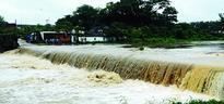 Rural links sink in rain