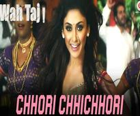 Check out he new song from `Wah Taj`