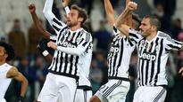 Serie A: Juventus keep pace