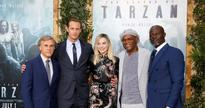 Stars Out for `The Legend of Tarzan`