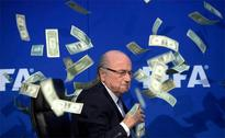 Tainted members of FIFA's executive committee since 2010