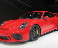 New Porsche 911 GT3 Sets New Nurburgring Record
