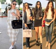 Airport Action: When the Kapoors Amped up the Travel Style