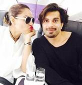 High on Life! Bipasha Basu and Karan Singh Grover's goofy picture will take your work blues away