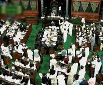 Uproar in Parliament over notes ban, Mamata flight scare