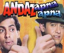 Sequel to 'Andaz Apna Apna' on the cards