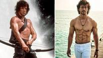 Tiger Shroff's RESPONSE to Sylvestor Stallone's message on Indian remake of 'Rambo' is winning hearts!