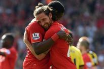 Swansea chairman Huw Jenkins hopeful of bringing Liverpool midfielder Joe Allen back in cut-price deal