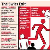 Partners Group in talks with Infosys, TCS to sell CSS Corp