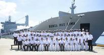 MISC Hands Over Naval Auxiliary Vessel BM5 To RMN
