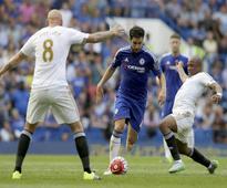 AC Milan eye Chelsea star Cesc Fabregas