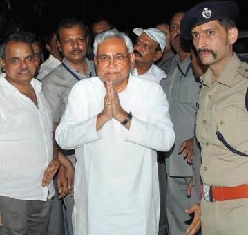 Nitish Kumar drops political bombshell, resigns as Bihar CM