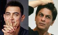 Aamir Khan hits back on SRK's comments on 'PK' poster
