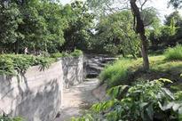 CZA team from Delhi inspects Deer park site at Etawah safari