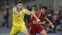 Ukraine announce home Wales friendly