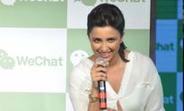 I want to be an actress like Rani Mukerji, Priyanka Chopra, says Parineeti Chopra