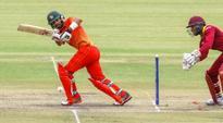 Raza, Chisoro rescue Zimbabwe to set 219 target against Windies