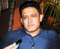 It's about the team, not the coach, says Kumble