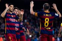Luis Suarez hails Barcelona teammates: 'Messi is the one who manages everything; Iniesta's magic is always there'