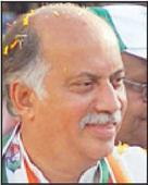 All India Congress general secretary Gurudas Kamat withdraws resignation