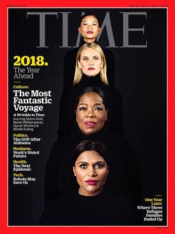 The story behind Mindy Kaling's TIME cover with Oprah & Reese