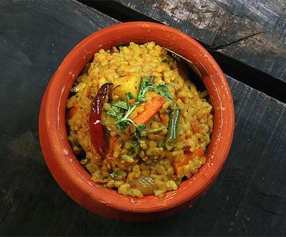 Six wonderful Khichdi recipes!
