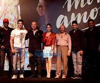 Hrithik Roshan & Yami Gautam launch Mon Amour song from Kaabil