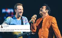 Urvasi Urvasi: AR Rahman is rearranging his famous track and wants you to contribute